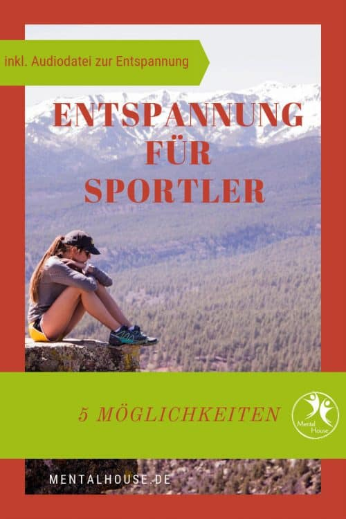 Entspannungstipps für Sportler – 5 Möglichkeiten